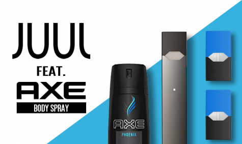 "FDA bans e-cigarette flavor ""Axe Body Spray"""